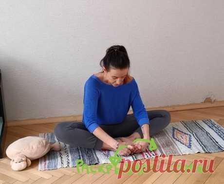 Раскрытие тазобедренных, растяжка ног в лучшей позе для женщин. | Йога для жизни. | Яндекс Дзен