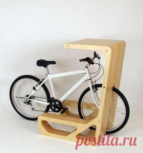 Велопарковка комнатная