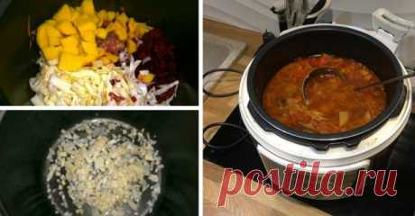 Рецепты простых блюд в мультиварке