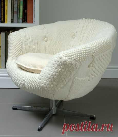 Реставрация испорченого кресла (подборка) / Мебель / ВТОРАЯ УЛИЦА