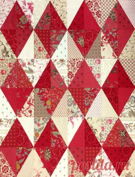 Harlequin Romance Quilt Pattern Digital Download Etsy в Яндекс.Коллекциях