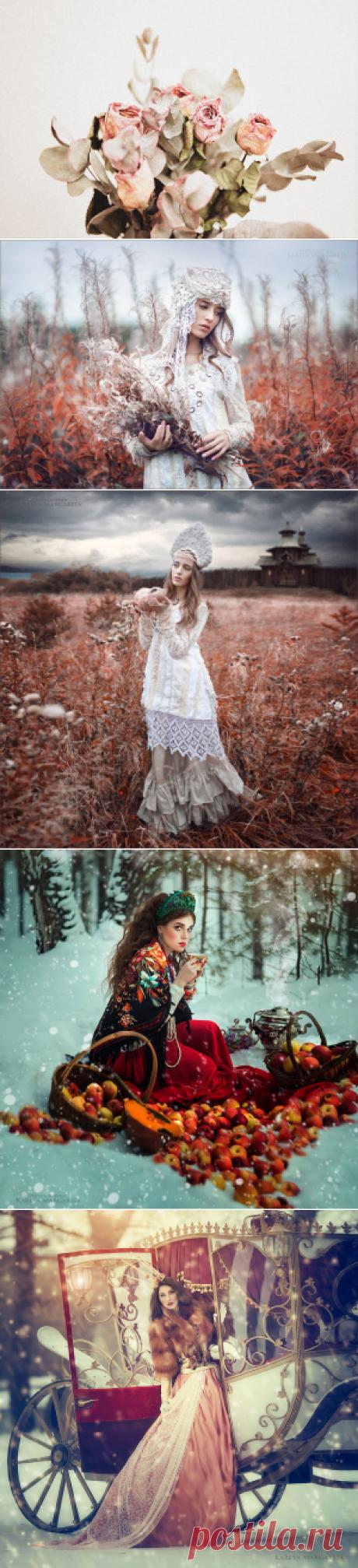 Las princesas eslavas by Margo Kareva – Woman & Delice