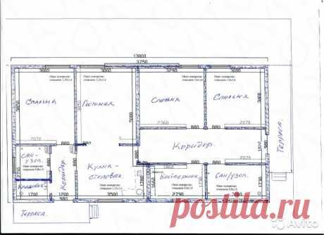 Дом 100 м² на участке 8 сот. - купить, продать, сдать или снять в Республике Крым на Avito — Объявления на сайте Avito
