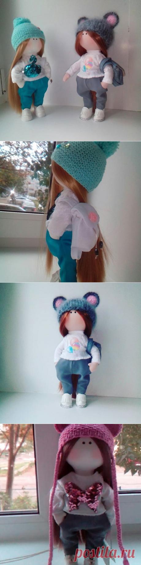 Куклы на заказ (@kukla_lud_mila) • Фото и видео в Instagram