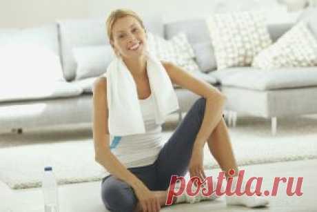 Фитнес дома, как организовать тренировки. Как заниматься фитнесом в домашних условиях