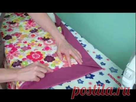 Kate's BIG Binding Quilt