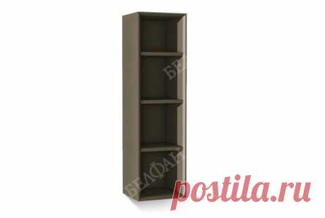 Стеллаж настенный Кельн 250 (широкий)   Мебель для спальни в стиле Лофт