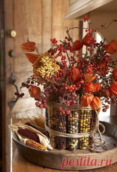 26 идей для осеннего декора дома - InVkus