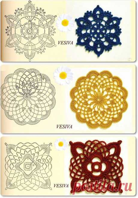 Patterns motives hook.