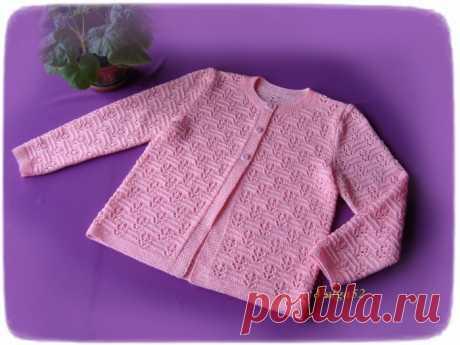 Knitting by spokes cardigans, jackets, a coat | Records in the heading Knitting spokes cardigans, jackets, a coat | the Diary liudvas