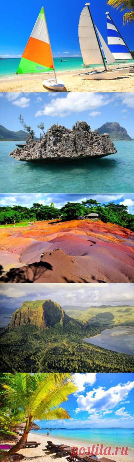 Яркий Маврикий / Туристический спутник