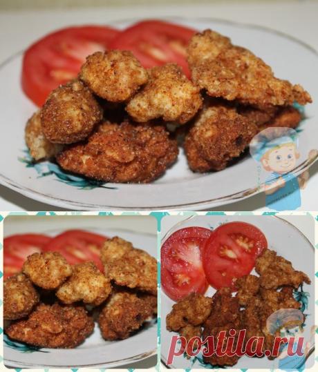 Как приготовить куриные наггетсы в домашних условиях — наш рецепт