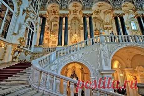 Государственный Эрмитаж в Санкт-Петербурге — подробная информация с фото