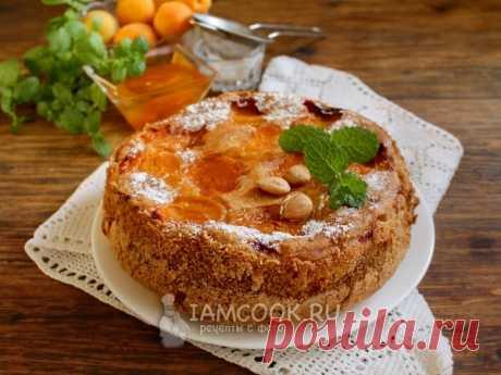 Пирог с замороженными абрикосами — рецепт с фото Простой в приготовлении и вкусный абрикосовый пирог из замороженных плодов выручает и зимой, и летом.