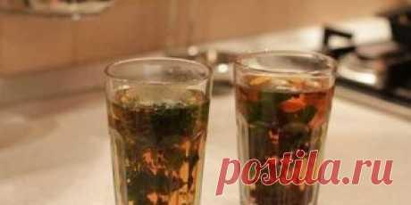 Лечебные чаи от температуры и хронического воспаления в легких и бронхах...