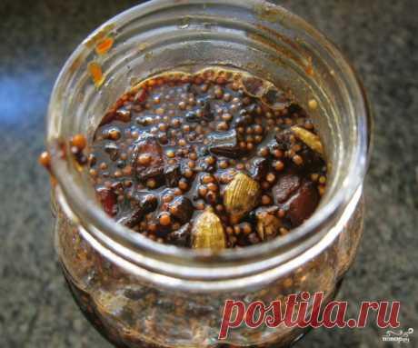 Вустерширский соус - пошаговый  рецепт