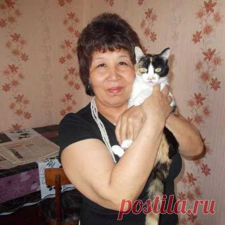 Роза- Баглан Салимбаева