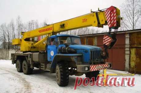 Продам Челябинец КС-45721 2004 г.в. (Челябинск) #2041