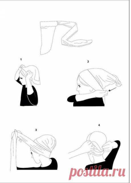 Шьём оригинальный головной убор