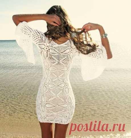 24a8b608f0a94 Поиск на Постиле: пляжные платья крючком