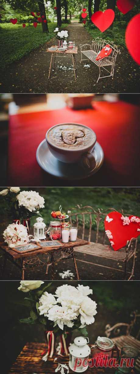 В цвете любви: свадьба Анастасии и Алексея - WeddyWood