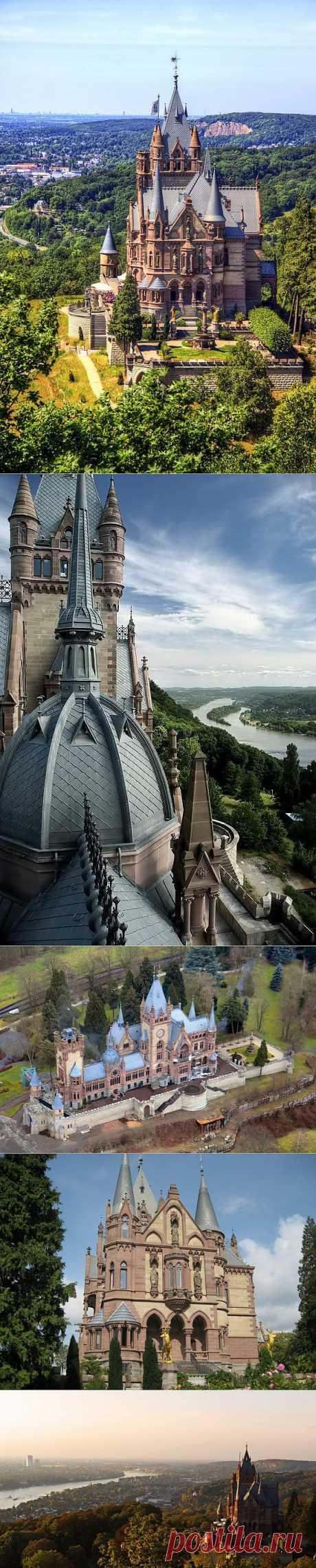 Сказочный замок Драхенбург