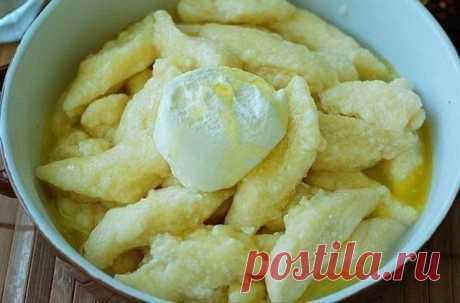 Как приготовить ленивые вареники с сыром - рецепт, ингредиенты и фотографии