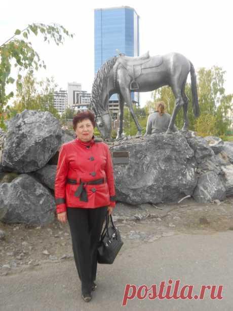 Валентина Бывшева