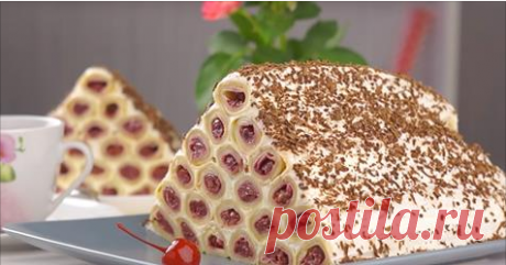 Торт «Монастырская изба» из блинов: необычайно вкусный Готовить такую красоту мы будем без духовки, на сковороде. Отличный вариант быстрого торта без выпечки придется по душе всем хозяйкам. 😋👍😍