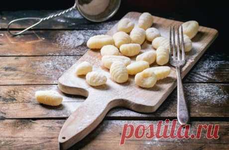 Как приготовить изумительные картофельные клецки!