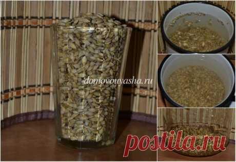 Ячменный квас без дрожжей, пошаговый рецепт приготовления с фото.   Народные знания от Кравченко Анатолия