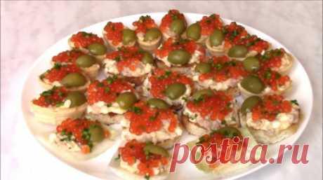 La colación fenomenal sabrosa del hígado de los bacalao: ¡en 10 minutos, sin mayonesa Que aproveche!