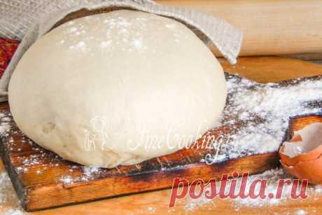 Дрожжевое творожное тесто Делюсь с вами еще одним рецептом вкусного дрожжевого теста – на этот раз предлагаю приготовить творожное.