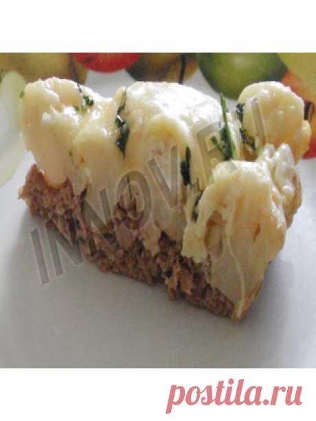 Рецепты для диабетиков: Цветная капуста, запеченная с мясом