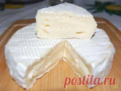 Рецепт сыра Камбоцола | Рецепты сыра | Сырный Дом: все для домашнего сыроделия