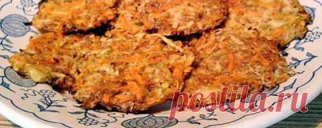 Яблочно-морковные оладьи - Диетический рецепт ПП с фото - Калорийность БЖУ