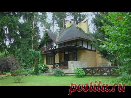 Та самая «Обитель ангелов»: дом архитектора Дмитрия Шильникова // FORUMHOUSE