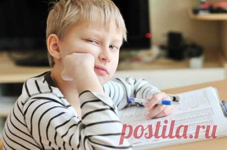 На пределе возможностей. Как понять, что ребенок перегружен? - медиаплатформа МирТесен