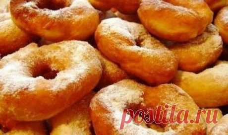 Donuts on kefir Friends, donuts on kefir – the recipe which most of all is pleasant to me if to choose from similar recipes of pastries. Process of preparation of donuts very simple and short. For preparation, as usual...