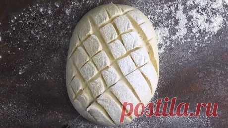 12 секретов для красивого хлеба.