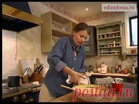 La mejor receta de los canutos de Julia Vysotsky - YouTube