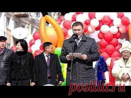 """Онлайн журнал """"Чайка"""": Наурыз-2014 (live)"""