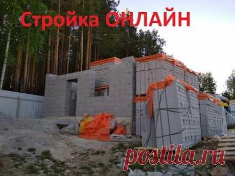 Строим БАНЮ в прямом эфире/ Building a BATHHOUSE live