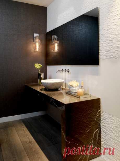 Мраморная плитка для ванной комнаты | Роскошь и уют