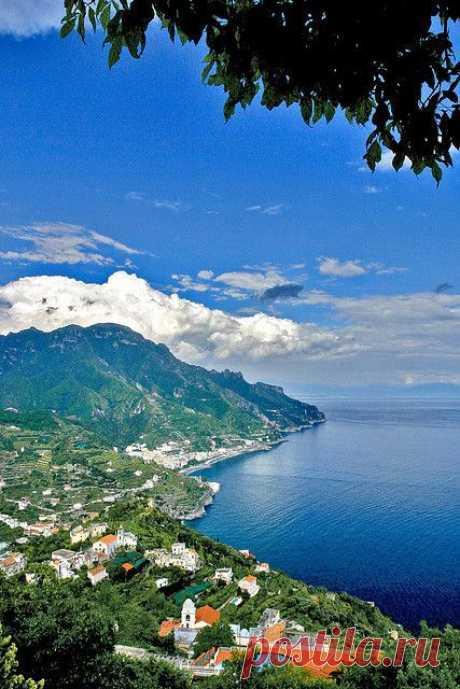 italy19 (Amalfi coast) by andreasan, via Flickr | Vicki Kase приколол(а) это к доске ⊱ beautiful places ⊰