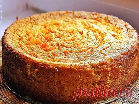 Пирог «Осенняя сказка». Самый ароматный и вкусный осенний пирог