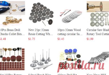 25mm Rotary Tool Circular Saw Blades Cutting Wheel Discs Mandrel Cutoff 664752128018 | eBay !!! Посмотри инструменты у продавца