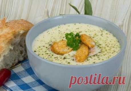 Идеальный вкус: суп с плавленным сырком — Фактор Вкуса