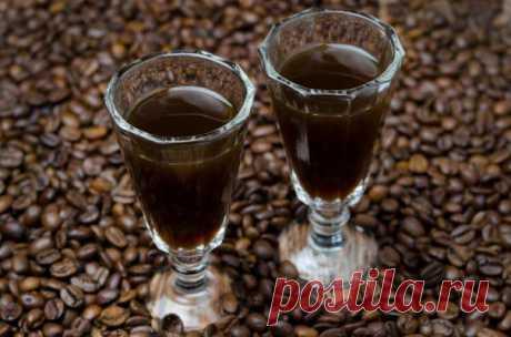 (+1) тема - Готовим ликер из растворимого кофе, водки и коньяка | Культура пития