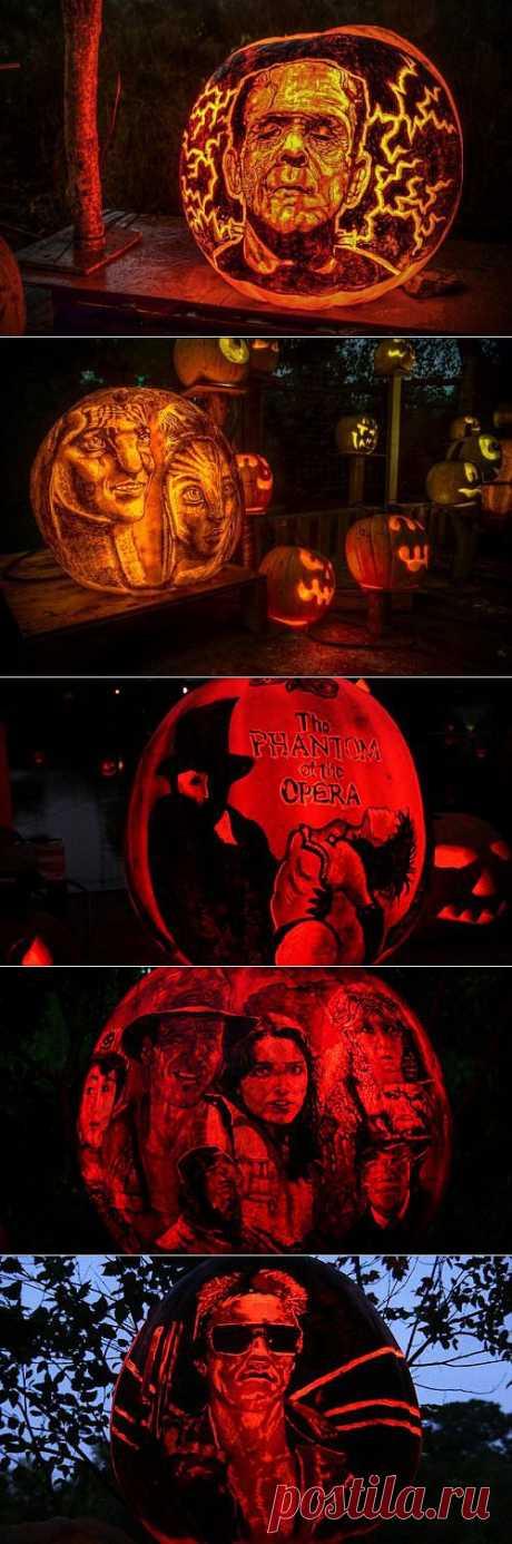 """Приближение праздника Хэллоуин всегда сопровождается различными тематическими выставками, где можно увидеть много интересного и красивого. Так, на территории зоопарка Роджер Уильямс Парк (Roger Williams Zoo Park) в городе Провиденс (штат Род-Айленд, США) сегодня открывается выставка под названием """"Страсть к тыквам"""" (""""Passion for Pumpkins""""), которая продлится ровно месяц, до 3 ноября."""